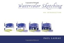 Books / Great books on watercolor