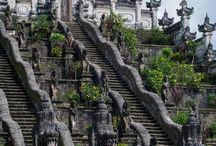 Inspiração Estampa Bali