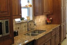 Galley Kitchen / by Sylvia Lewis