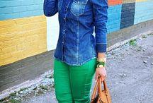 bluza dzinsowa