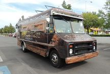 Keosko - Food Trcuk Wraps / The first impression your food truck makes is the most important. You could be making the most delicious meal in the city, but unless your food truck's exterior reflects the care and detail of what you're making inside of it, you're not going to get the audience that your cuisine deserves. A food truck wrap can help you get noticed and get people talking even before they take their first bite.