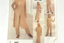 Adri at Vogue Patterns / These are all the Adri patterns found.  Inspirational 'casual chic' wardrobe patterns.  Patterns with no date are probably early 1980s.  ['Not dated' means I've seen the pattern and it has no date on it.  'Date not found' means I haven't seen the pattern, but no reference material about it mentions a date.]  Under the new pinterest regime of hiding notes, you can get numbers and dates by clicking on images.