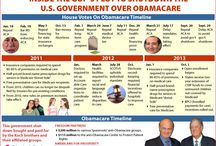 What the Government Shut Down Cost the US / Vote Democrat this Fall - 2014 Elections