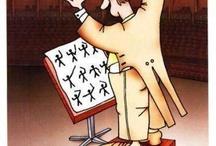karikatúrák