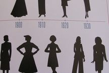 History of Design / Fashion Design, Interior Decorating, Graphic Design / by Sally Goodfellow