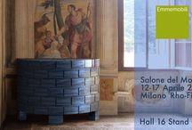 Salone Mobile 2016 / Milano  -  Hall 16  -  Stand C27