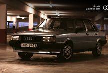 Carros Antigos Audi