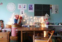 Creative Space / My dream creative space