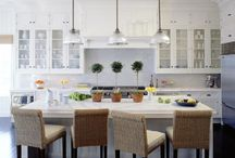 client | marla | kitchen / by Angie Helm Interiors