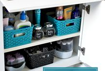 under sink shelves
