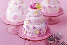 Cake and Sugar Deco