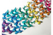 ideas - butterflies to put on cakes