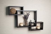 Unique Wall Mounted Shelves: Glass decorative Corner Floating tv / If the purpose of keeping shelf is for decorative mode or for blue ray/dvd player down the tv or even a kind of placing tv on shelf can be possible. Here many of the best formats of keeping glass shelves are discussed.