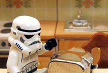 Ordinary Life / Lego Star Wars in everyday situations.