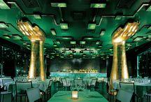 Super cool design for bars restaurants cafe