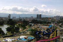 Bucaramanga City / Unas cuantas partes de esta hermosa ciudad