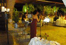Noche de Boleros En Ruta Del Veleta / Noche veraniega de Boleros en la terraza de nuestro restaurante, donde se puede disfrutar de la brisa de Sierra Nevada.