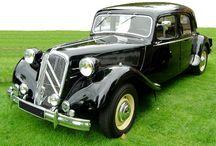 Citroën Traction avant / La Citroën traction avant de 1934 à 1957. #citroen #citroen_traction #2cv