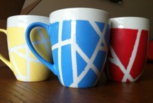 Fancy mugs / by Pooja Vora