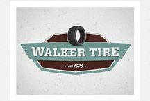 Vintage Logos for Inspiration / Vintage designs are the everlasting styles for any kind of designs not only for logo designs or business card designs.