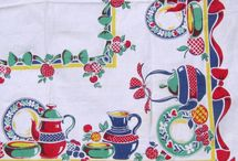 Kitchen valance ideas / Inspiration for fabric designs