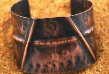 handmade cuffs / by Nelle Branford