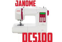 My Janome 5100 resources