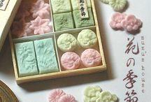 Nunu's house  * miniature Japanese foods *