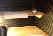 Suihku/sauna/kodinhoito