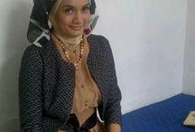 hijab / style with hijab