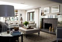 Combined Living/Dining Rooms / by Jama Cadle