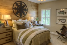 Carter Bedroom / by Erin Burton
