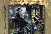Świąteczne książki / Książki o Mikołaju, Bożym Narodzeniu i świątecznno-zimowej atmosferze