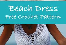 Crochet Dresses & Skirts / From boho chic to high fashion, there's a crochet dress for any occasion.