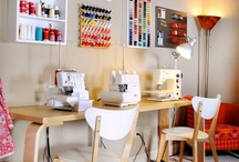 Craft room/ dream place