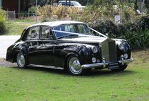 Wedding Cars [Classic Rolls-Royce and Bentley] / Beautiful and elegant Rolls-Royce and Bentley vehicles hired for weddings along the coast, Brisbane, and hinterland region of Australia.