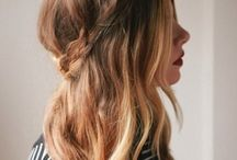c u t e s t hair / Lots and lots of easy hair styling tutorials, including inspiration and the best hair websites!