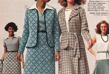 Fashion : 1970's Inspiration