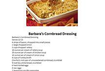 Wyatt's Cafeteria Cornbread dressing