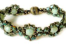 bracelet patterns / by Patricia Launspach