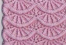 Pletení - vzory a návody