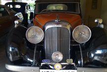 Beautiful Old Cars / Auto World Vintage, Kathawada cross road, Ahmedabad, Gujarat, India