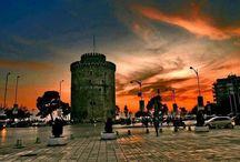 GREECE....THESSALONIKI  my beautiful city.. / Thessaloniki...Macedonia,,,,Greece