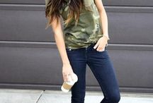 Casual Style / by ShopStyle UK