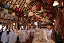 Mansions to Marquees / Inspired wedding venues and designs