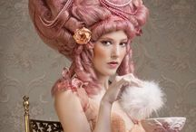 Eye Candy - Big Hair - mostly rococo