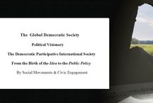 The Global Democratic Society (book 1)[old book cover]