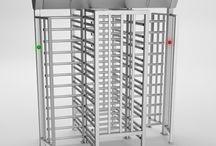 Bramki obrotowe wysokie BA3 - Stopcontrol / Bramki obrotowe wysokie BA3 - Stopcontrol