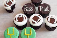 SuperBowl Sunday Snacks! / Yummy treats for Sunday's game!!