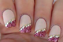 Nails, hairs